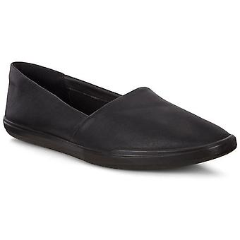 Ecco simpil w loafers womens black