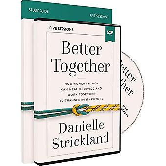 Better Together Study Guide With DVD by Danielle Strickland - 9780310