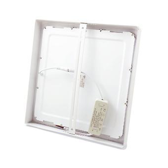 Jandei Downlight LED 24W 4200oK Kwadratowa biała powierzchnia