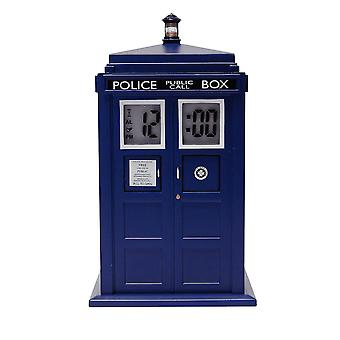 Doctor Who TARDIS Projection Clock