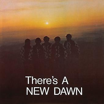 New Dawn - There's a New Dawn [CD] USA import