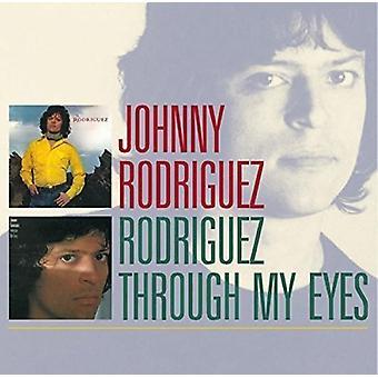 Johnny Rodriguez - Rodriguez/Through My Eyes (2on1) [CD] USA import