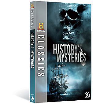 Geheimnisse der Geschichte-Klassiker-Geschichte [DVD] USA importieren