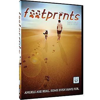 Footprints [DVD] USA import