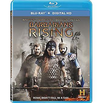 Barbarians Rising [Blu-ray] USA import
