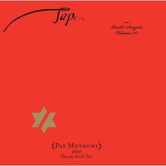 Pat Metheny - Pat Metheny: Vol. 20-Tap: John Zorns Book of Angels [CD] USA import