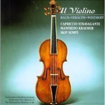Il Violino [CD] USA import