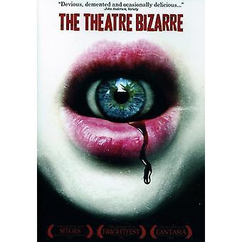 Theatre Bizarre [DVD] USA import