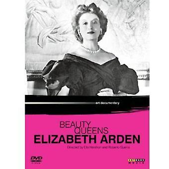 Beauty Queens: Elizabeth Arden [DVD] USA import
