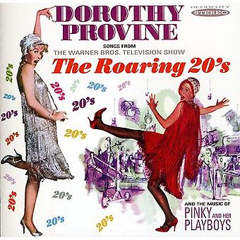 Dorothy Provine - Songs From the Roaring Twenties [CD] USA import