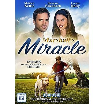 Marshall's Miracle [DVD] USA import