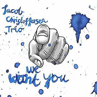 Jacob Christoffersen Trio - We Want You [CD] USA import