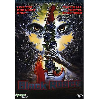 Black Roses [DVD] USA import