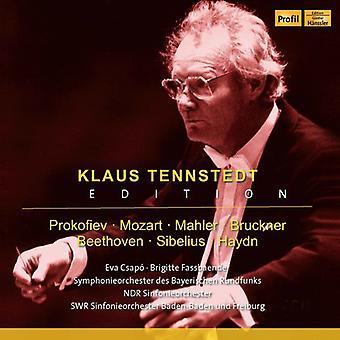 Beethoven / Mahler - Klaus Tennstedt Edition [CD] USA import