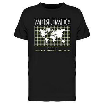 Worldwide Authentic Division Tee Men's -Imagen de Shutterstock