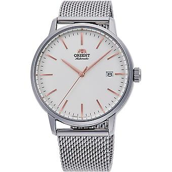 Orient Contemporary Watch RA-AC0E07S10B - Stainless Steel Gents Automatic Analogue