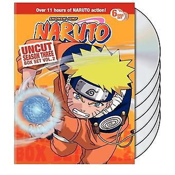 Naruto Uncut : Vol. 2-Season 3 [DVD] USA import