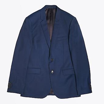 PS Paul Smith  - Fully Lined Wool And Mohair Suit - Dark Navy