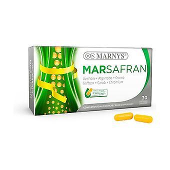 Marsafran 30 plantaardige capsules