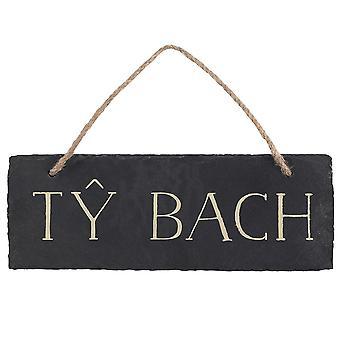 Något annat ty Bach Slate Sign
