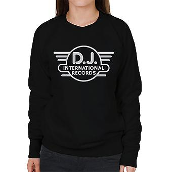 DJ International Classic Logo Women's Sweatshirt