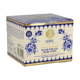 Royal Berries Masks for All Hair Types 125 ml of cream