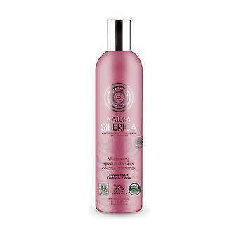 Speciale shampoo voor gekleurd en beschadigd haar 400 ml