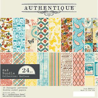 Authentique Endless 8x8 Inch Paper Pad