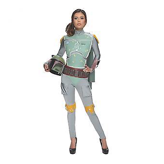 Star Wars Boba Fett Adultes Femmes-apos;s Costume