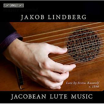Dowland/Robinson/Johnson/Bacheler/Hely/Gaultier - importación jacobea música de laúd [SACD] Estados Unidos