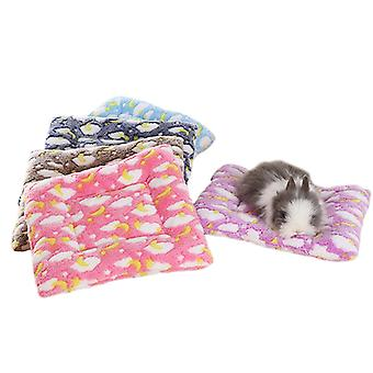 Small Animal Guinea Pig Hamster Bed House Winter Warm Squirrel Hedgehog Rabbit