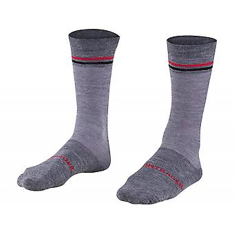 Meias Bontrager - Race Crew Thermal Wool Cycling Sock