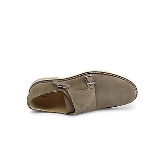 Madrid - Shoes - Slipper - 600-CAMOSCIO-TAUPE - Men - tan - EU 40
