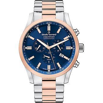Claude Bernard - Armbandsur - Herrar - Aquarider - 10222 357RM BUIR1