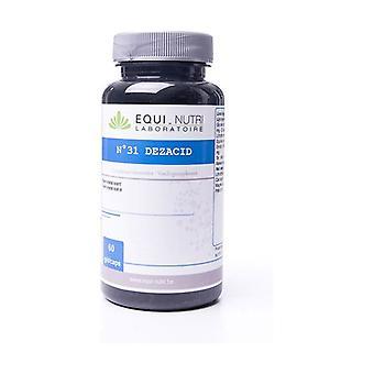 No.31 Dezacid 60 capsules