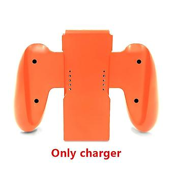 Grip-handle Charging Dock-station Charger Chargeable-stand For Nintendo Switch Joy-con Ns Handle Controller-charger