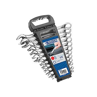 Expert Combination Spanner Set of 12 Metric 7 to 24mm BRIE110309B