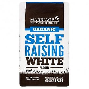 W & H MARRIAGE & SON - Organic Self Raising White Flour