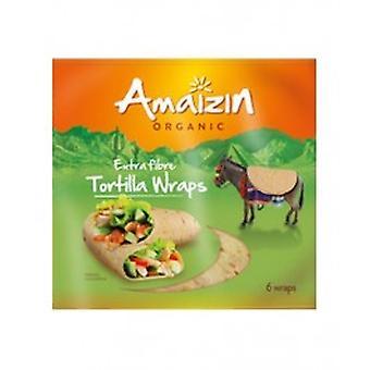 Amaizin - Extra fiber Tortilla Wrap