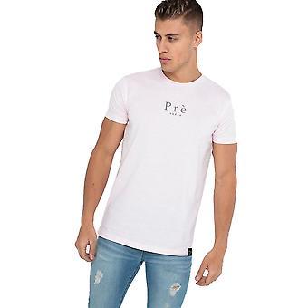 Pre London Essential T-Shirt - Pink