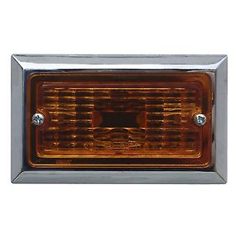 Optronics MC71-AS Flush Mount Clearance Light Amber