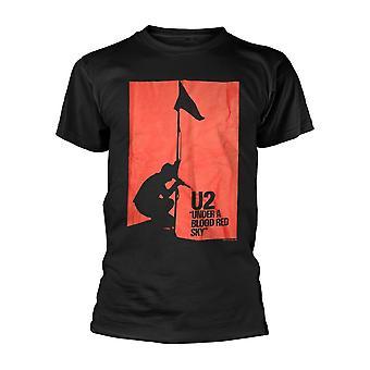 U2 Blood Red Sky T -paita