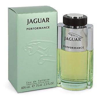 Jaguar performance eau de toilette spray por jaguar 75 ml