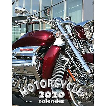 Motorcycle 2020 Calendar