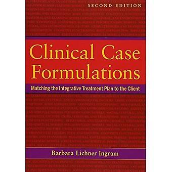 Klinische caseformuleringen: Het integratieplan afstemmen op de cliënt