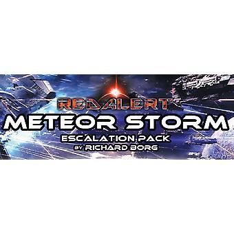 Red Alert Meteor Storm Escalation Pack