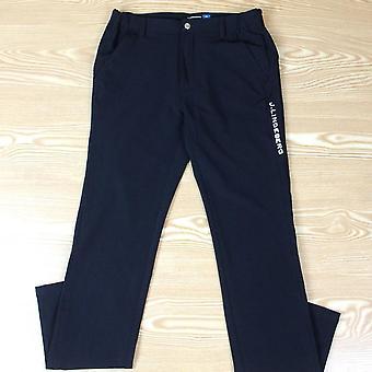 Toamnă / Primăvară Pantaloni de golf Pentru bărbațiăs