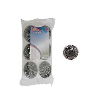 Druciak Spiralny Inox A6 H