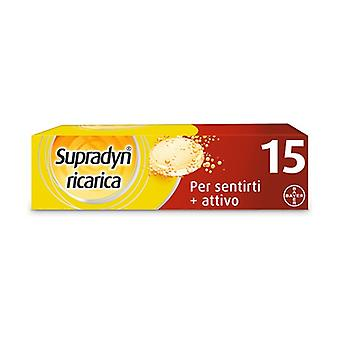 Supradyn Refill (OTC) 15 tablets