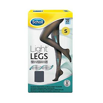 Scholl Light Legs 20 Denier Black S (OTC) Tights 1 unit
